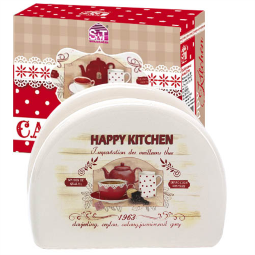"Салфетница ""Happy Kitchen"""